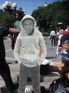 Trayvon Martin Rally-0113-14-Jul-2013-Manhattan by The Eyes Of New York
