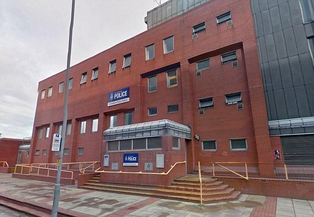 Rotherham Police Station CREDIT: Google Maps