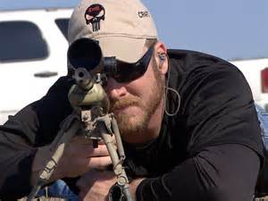 Chris Kyle, The subject of Clint Eastwood's film, American Sniper
